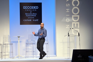 Tech is the New Black: Decoded Fashion at Mercedes Benz Fashion Week