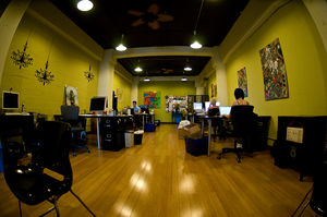 The Writing on the (Real Estate) Wall is…..Coworking!