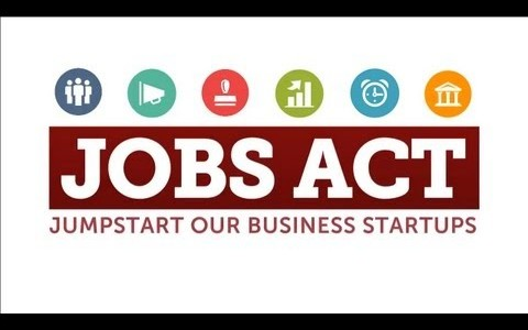JOBS Act 480x300 Much Ado About Nothing   The SECs Missed Opportunity on the Advertising Ban Lift