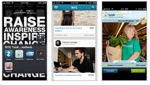 nyc task apps