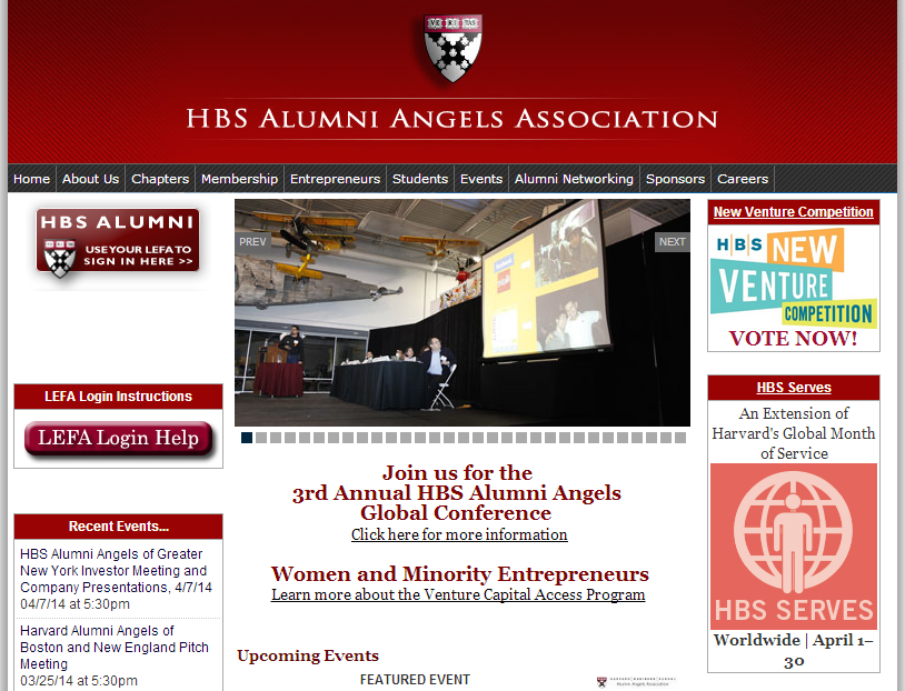 Harvard Business School Logo Png Harvard Business School Alumni Angels Association