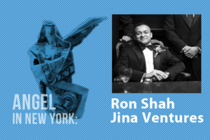 An Angel in New York: Ron Shah