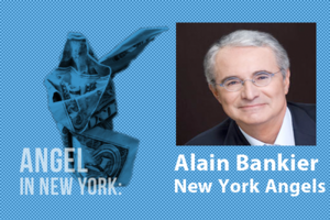 An Angel in New York: Alain Bankier