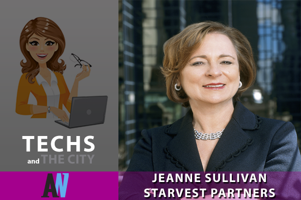 Interview With :    Jeanne Sullivan, Founding Principal of StarVest Partners