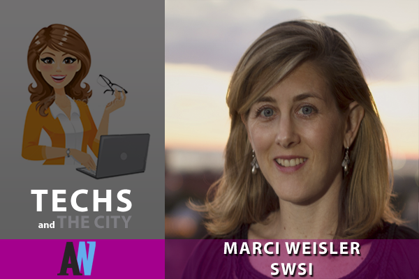 Interview With :    Marci Weisler, Mentor at Women Innovate Mobile