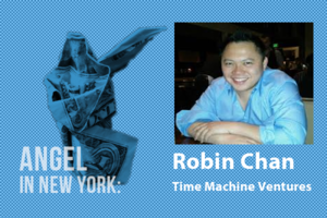 An Angel in New York: Robin Chan