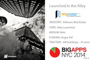 NYC Startup My Coop: The Social Network that Hits Home