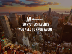 30 NYC Tech and Startup Events You Need to Know About