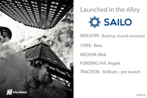 Pulse of a NYC Techstar: Sailo, Boat Rental Marketplace