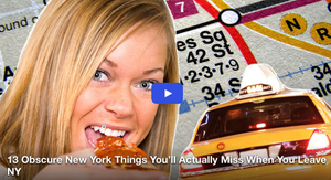 13 Obscure New York Things You Will Actually Miss When You Leave NYC