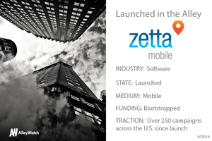 NYC Startup ZettaMobile Has Big Plans for Small Businesses