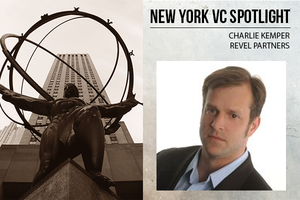 A New York VC Spotlight: Charlie Kemper