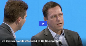 Do Venture Capitalists Need to Be Sociopaths?