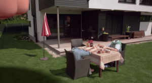Watch This Super Crazy Ad In Which People Walk on Their Hands And Eat With Their Feet