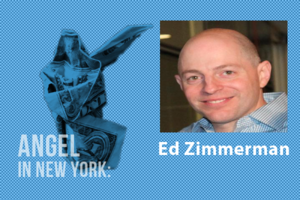 An Angel in New York: Ed Zimmerman