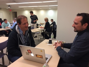 AlleyBoost Brings Startups and Investors Together via Speed Dating