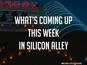 412 NYC Tech Events You Need to Get to This Week No Matter What