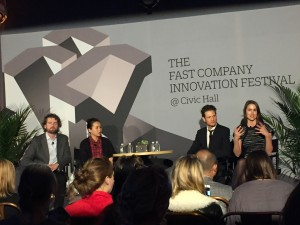 This is What You Missed at The FastCo Innovation Festival