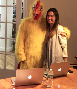 Finding Your Chicken Suit: Lessons in Being True to Yourself at Work