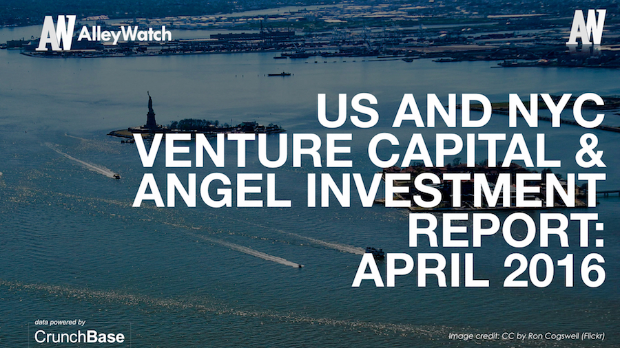 Venture capital and tech coast angels