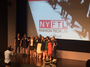These 8 Startups Hit The Runway at New York Fashion Tech Lab's Demo Day
