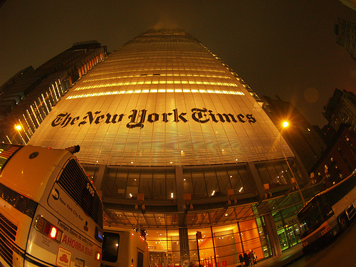 new-york-times-office-at-night