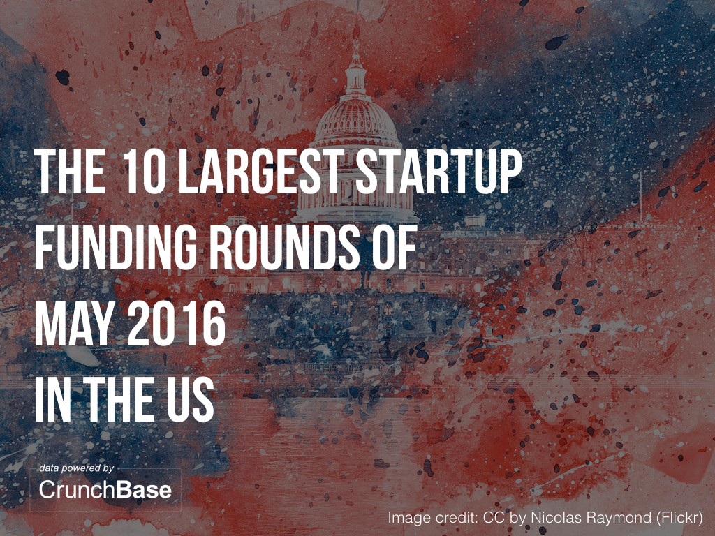 10 US startups raised amount capital august.001