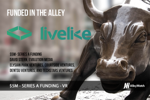 NYC Startup LiveLike Raised $5M to Redefine the Sports Viewing Experience Enhanced with VR