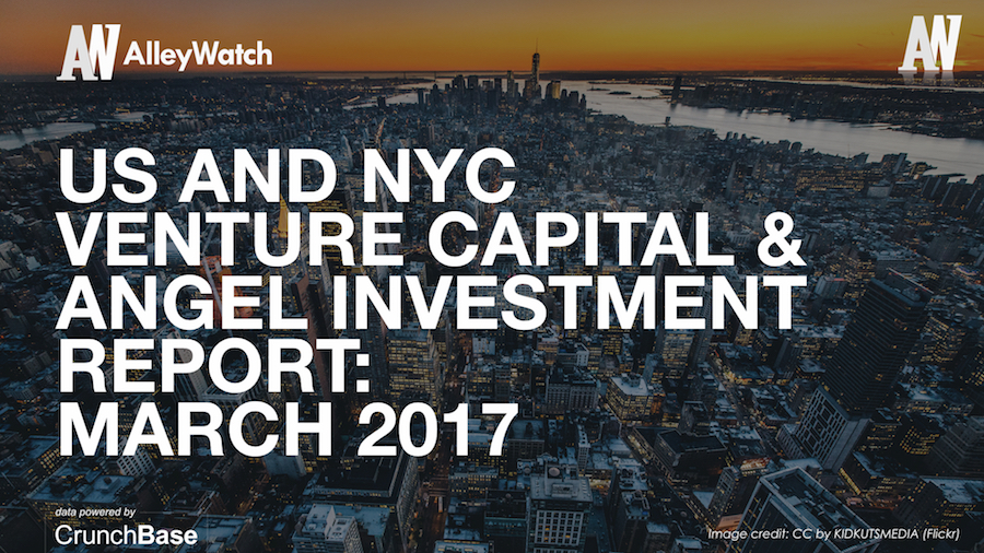 AlleyWatch March 2017 New York and US Venture Capital & Angel Investment Analysis.002