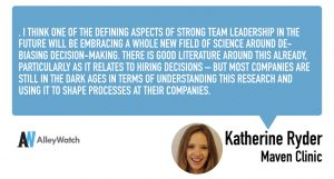 Women in NYC Tech: Katherine Ryder of Maven Clinic