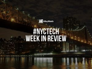 #NYCtech Week in Review