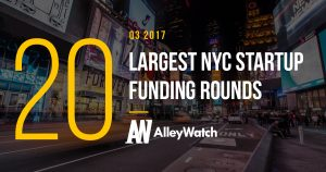 These 20 NYC Startups Raised the Most Capital in Q3 of 2017