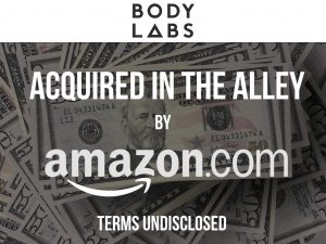 NYC Startup Body Labs Acquired by Amazon