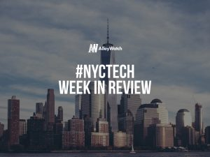 #NYCtech Week in Review: 1/21/18 – 1/27/18