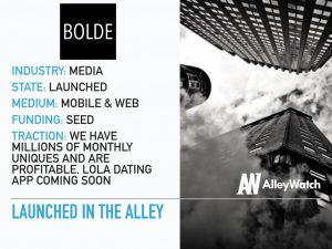 This NYC Startup Takes a Bolde Approach to Modern Dating