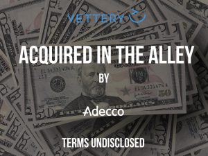 NYC Hiring Startup Vettery Acquired by Addeco Group