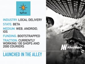 This NYC Startup is Powering the Local Delivery Market