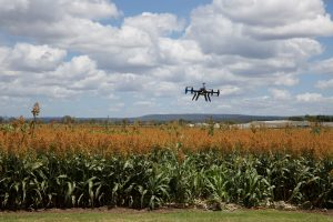 Autonomous Drones: Where, How and Why