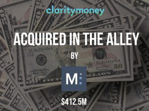 Personal Finance App Clarity Money Acquired by Marcus by Goldman Sachs