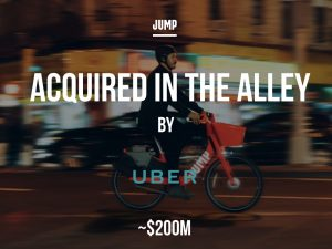 This NYC Startup Was Just Acquired by Uber for ~$200M