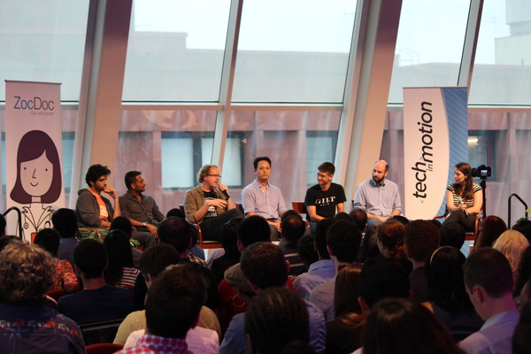 TechInMotion-Panelists