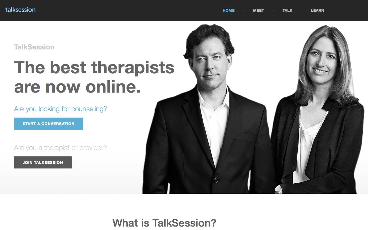 talk session