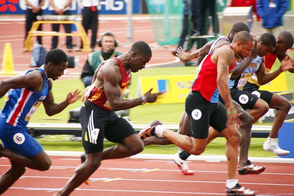 Mens Olympic Finals