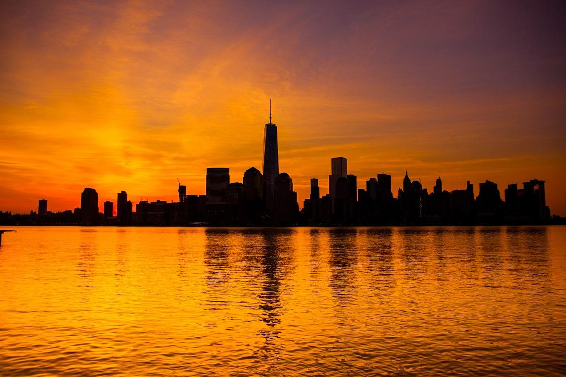 sunrise new york