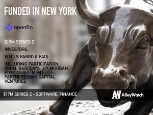 OpenFin Raises Another $17M for its Operating System for Finance That Allows Banks to be Agile